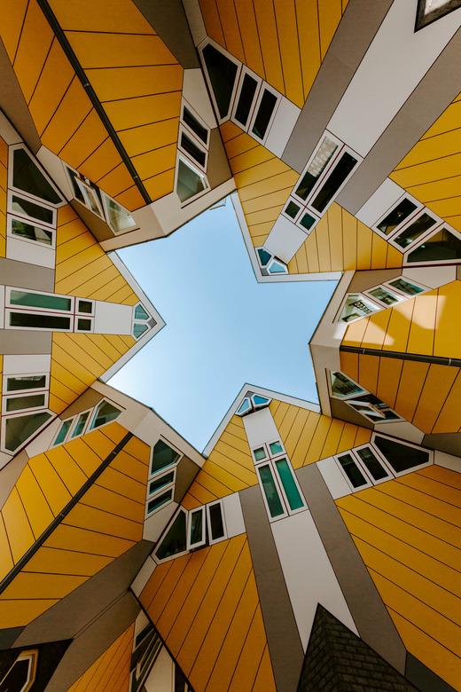 Kubus Huizen