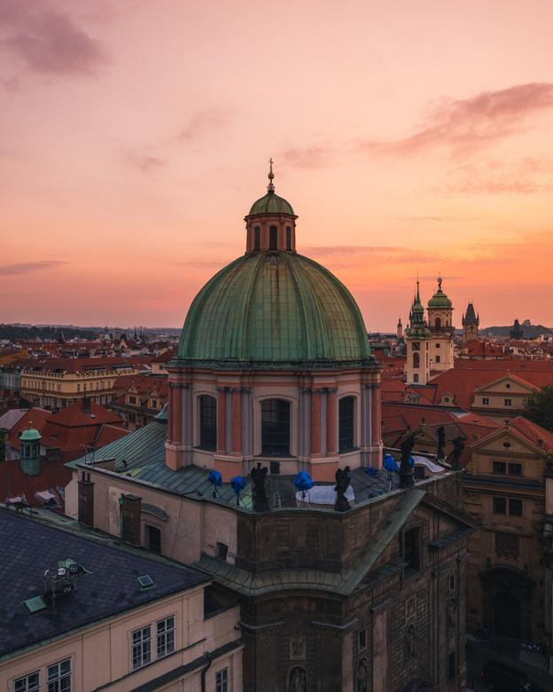 De stad van de torens, Praag!
