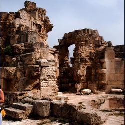 Romeinse ruine van stad SALAMIS 1304016240Rmww