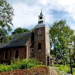 Nederland de Hervormde kerk  Losdorp