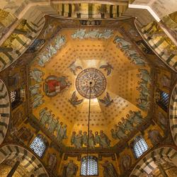 Koepel Aachener Dom
