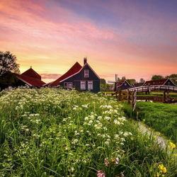 Kaasboerderij Zaanse Schans