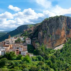 panorama van chulilla