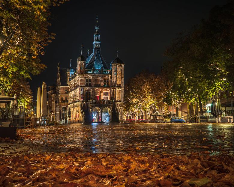 De waag Deventer -