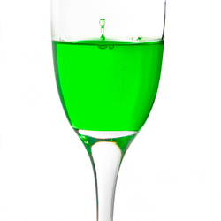 Groene druppel