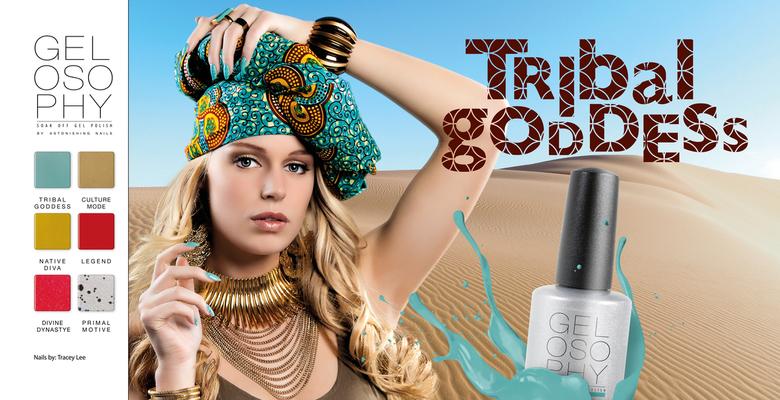Emilie for Gelosophy Nails