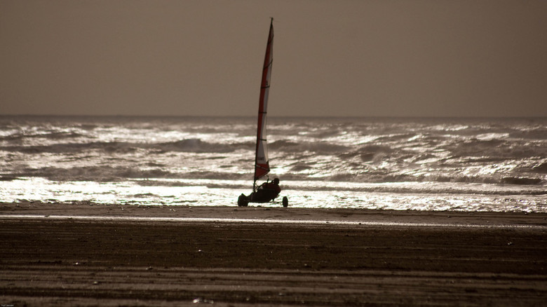 Kite surfen -