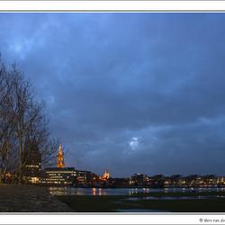 Hoog water Roermond  #3