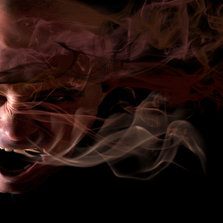 Up in smoke...