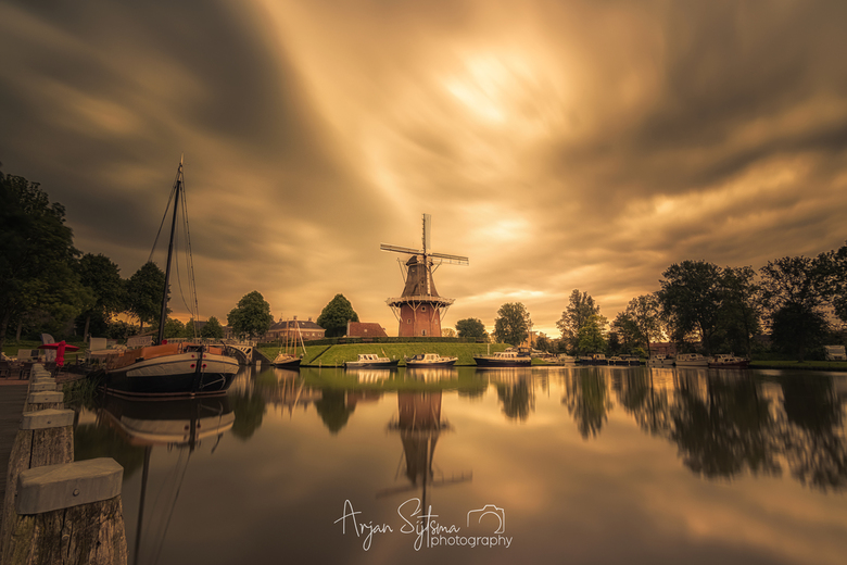 Dokkum in Gold -