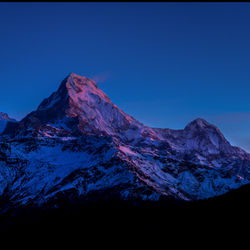Annapurna Peaks: Annapurna I