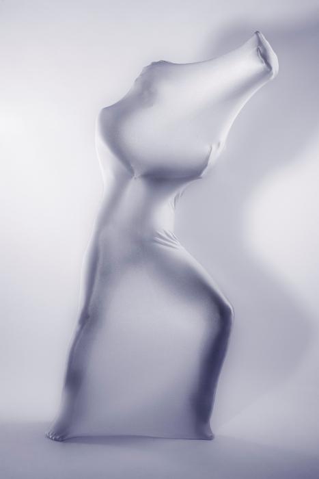 Artistique-Elastique - Uit mijn serie Artistique-Elastique.<br /> <br /> Model: Erica