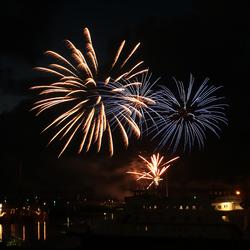 Vuurwerk Harlingen (2)