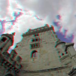 Toren van Belém Portugal 3D