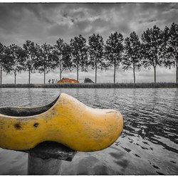 Typical Dutch landscape ;-)
