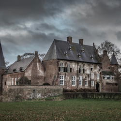 kasteel in Hernen