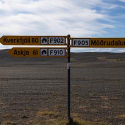 Askja, IJsland