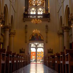 Heilig-Hartkerk, Turnhout.