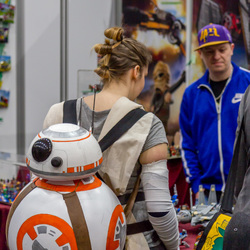 Een echte Star Wars fan!