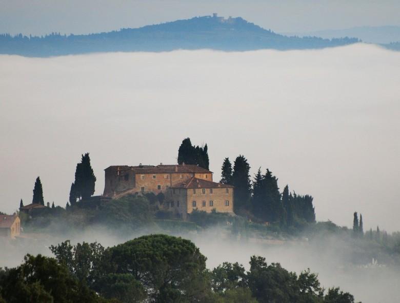 Wijnhuis in Toscane - Wijnhuis in Toscane