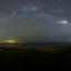 Fireball trough the Milkyway