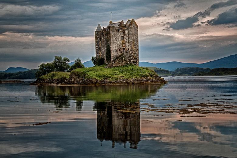 Castle Stalker - Groeten uit Schotland, Castle Stalker