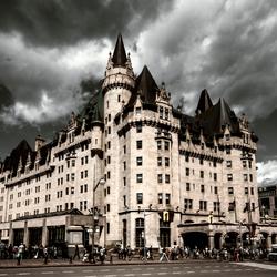 Ottawa hotel: Fairmont Chateau Laurier
