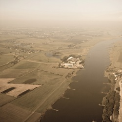 De Rijn in vogelvlucht