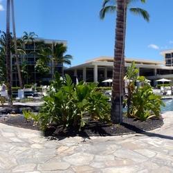 Marriot Waikoloa beach
