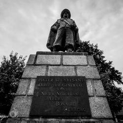 Monument Pieter Suyvesant