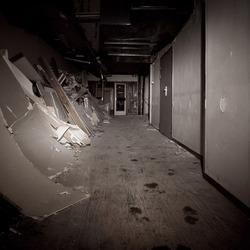 Dark Hallway - J.Z.