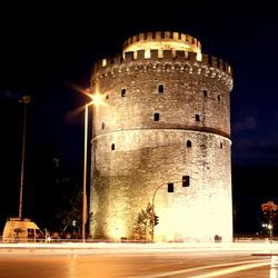 Levkos Pirgos in Thessaloniki