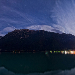 Brienzer See panorama