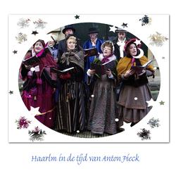 Haarlem in de tijd van Anton Pieck