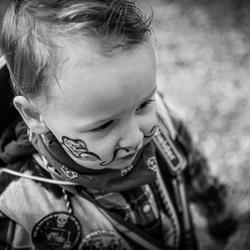 Kleine Cowboy