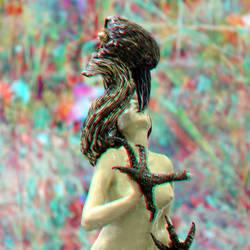 kunst in ZicZerp Rotterdam 3D