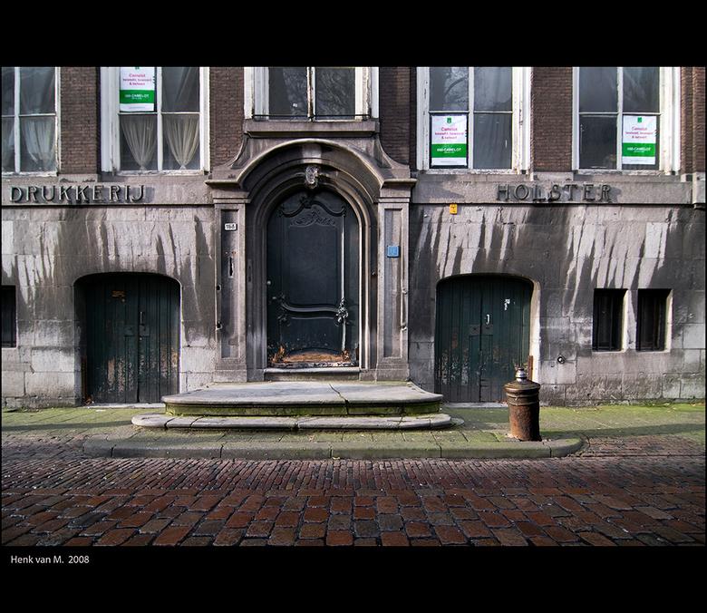 nr. 995 - Niet dat ik Dordrecht zo een grauwe stad vindt,maar dit viel wel op.