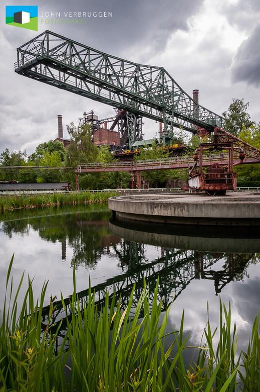 Landschaftspark Duisburg - Gemaakt tijdens het uitje met de Zoom Bloggers