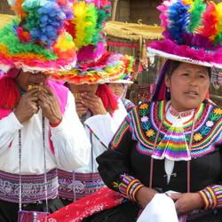 Taquile festival
