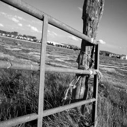 Het hek van boer Henk