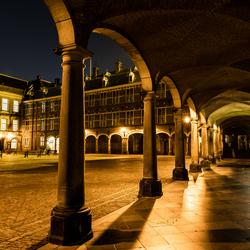 Het Binnenhof - by Night