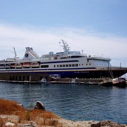 cruise schip 2003