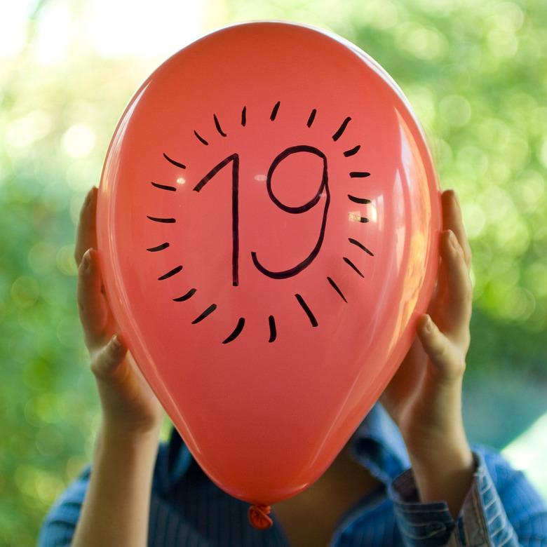 Yay! It's my birthday! -