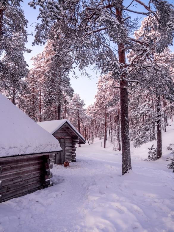 Twilight zone in Lapland