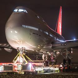 747 transport