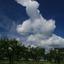 Strange Clouds :)