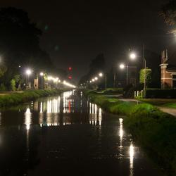 Kiel Windeweer bij nacht...
