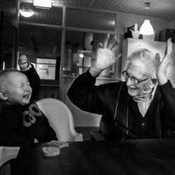 Het maakt niet uit hoe oud je bent, als je maar plezier hebt!