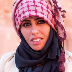 Bedouine Woman