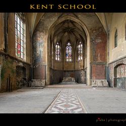 Kent School in de kathedraal